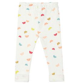 Petit Bateau Petit Bateau Butterfly Pants - multicolor
