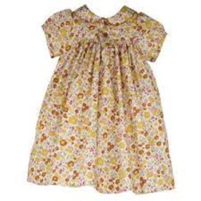 Isabel Garreton Isabel Garreton Winter Floral Baby Dress FW19