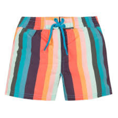Paul Smith Paul Smith Striped Trunks Multicolor