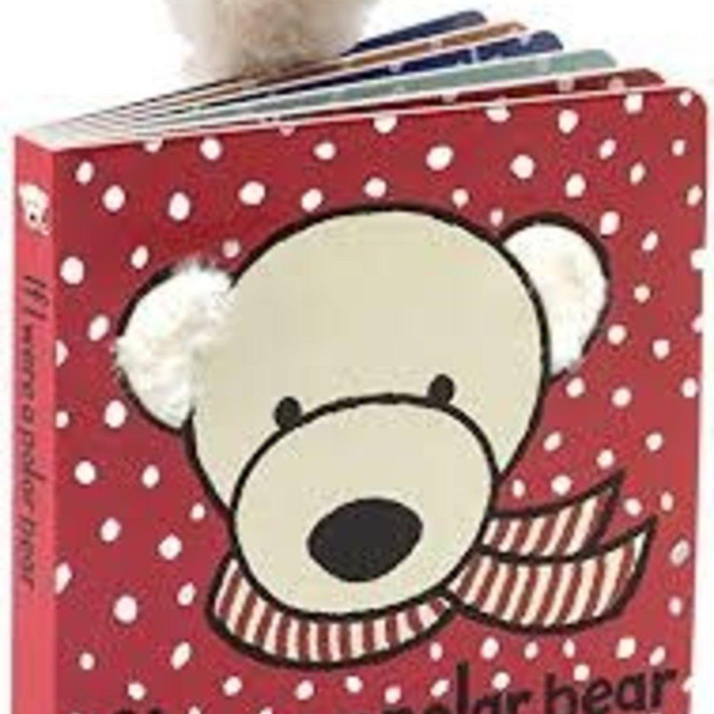Jellycat Jellycat Book If I Were a Polar Bear