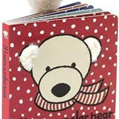 Jellycat Jellycat Book If I Were a Polar Bear