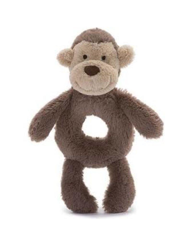 Jellycat Jellycat Bashful Monkey rattle