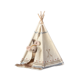Maileg Maileg Little Feather w/Tent