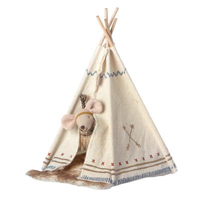 Maileg Maileg Little Feather w/Tent