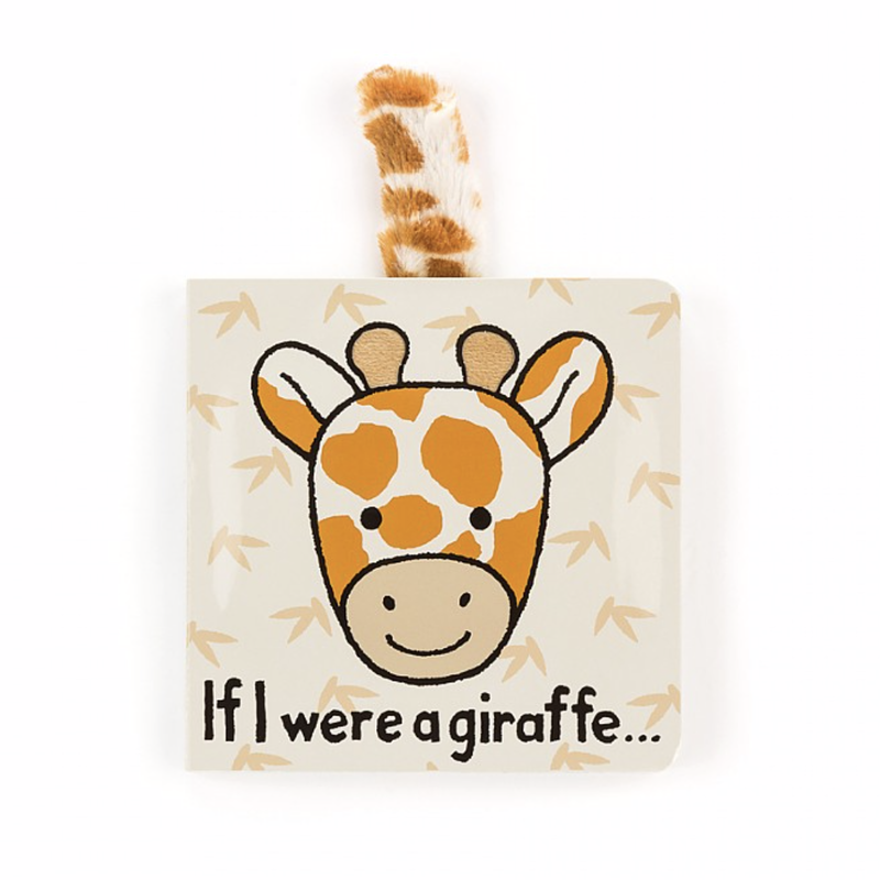 Jellycat Jellycat If I were a Giraffe
