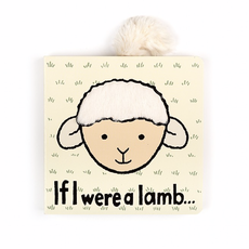 Jellycat Jellycat If I Were.. Lamb