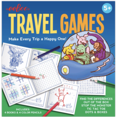 Eeboo eeBoo Travel Games Set
