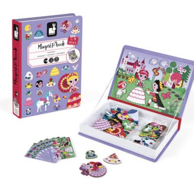 Janod Janod Magnetic Book Princesses