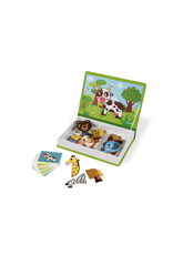 Janod Janod Magnetic Book Animals