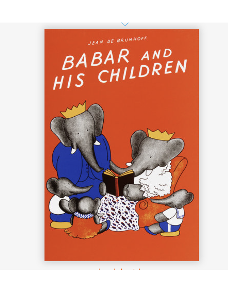 Penguin Babar and His Children