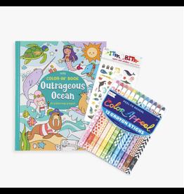 Ooly Ooly Ocean Appeel 12 Crayon Gift Pack