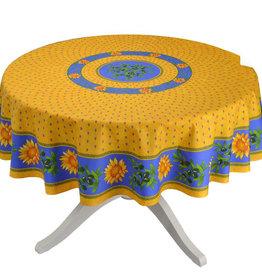 Le Cluny Le Cluny Tablecloth Sunflower