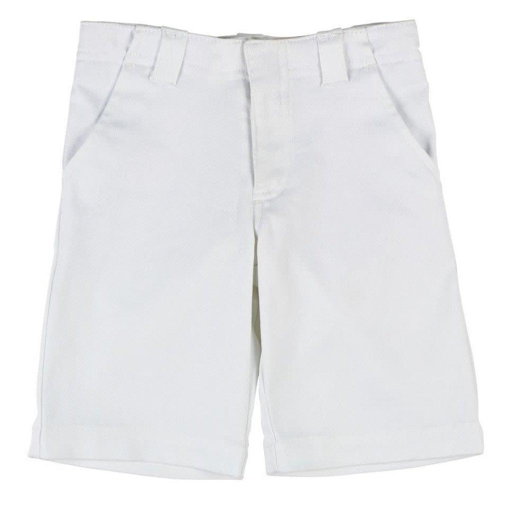 Florence Eiseman Florence Eiseman Linen Shorts White
