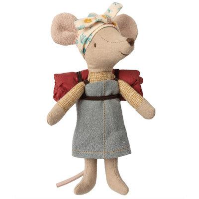 Maileg Maileg Hiker Mouse Big Sister