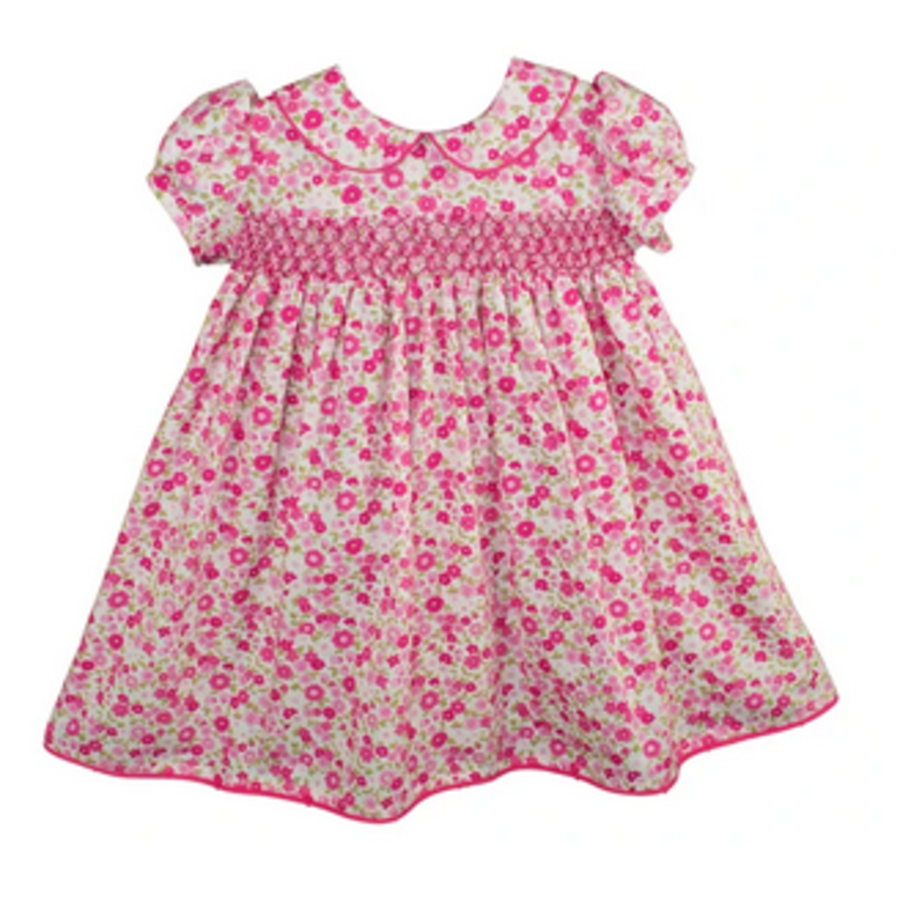 Isabel Garreton Isabel Garreton Garden Floral Girls Dress
