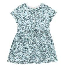 Catimini Catimini Green Dots SS Dress