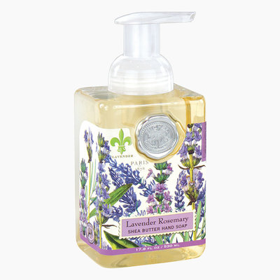 Michel Design Works Liquid Foaming Soap Lavendar Rosemary