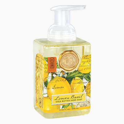 Michel Design Works Liquid Foaming Soap Lemon Basil