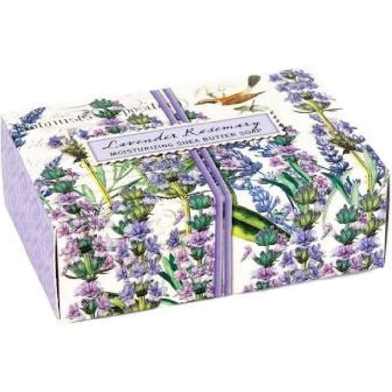 Michel Design Works Soap Bar Lavendar Rosemary