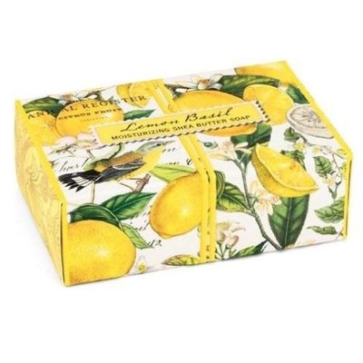 Michel Design Works Soap Bar Lemon Basil