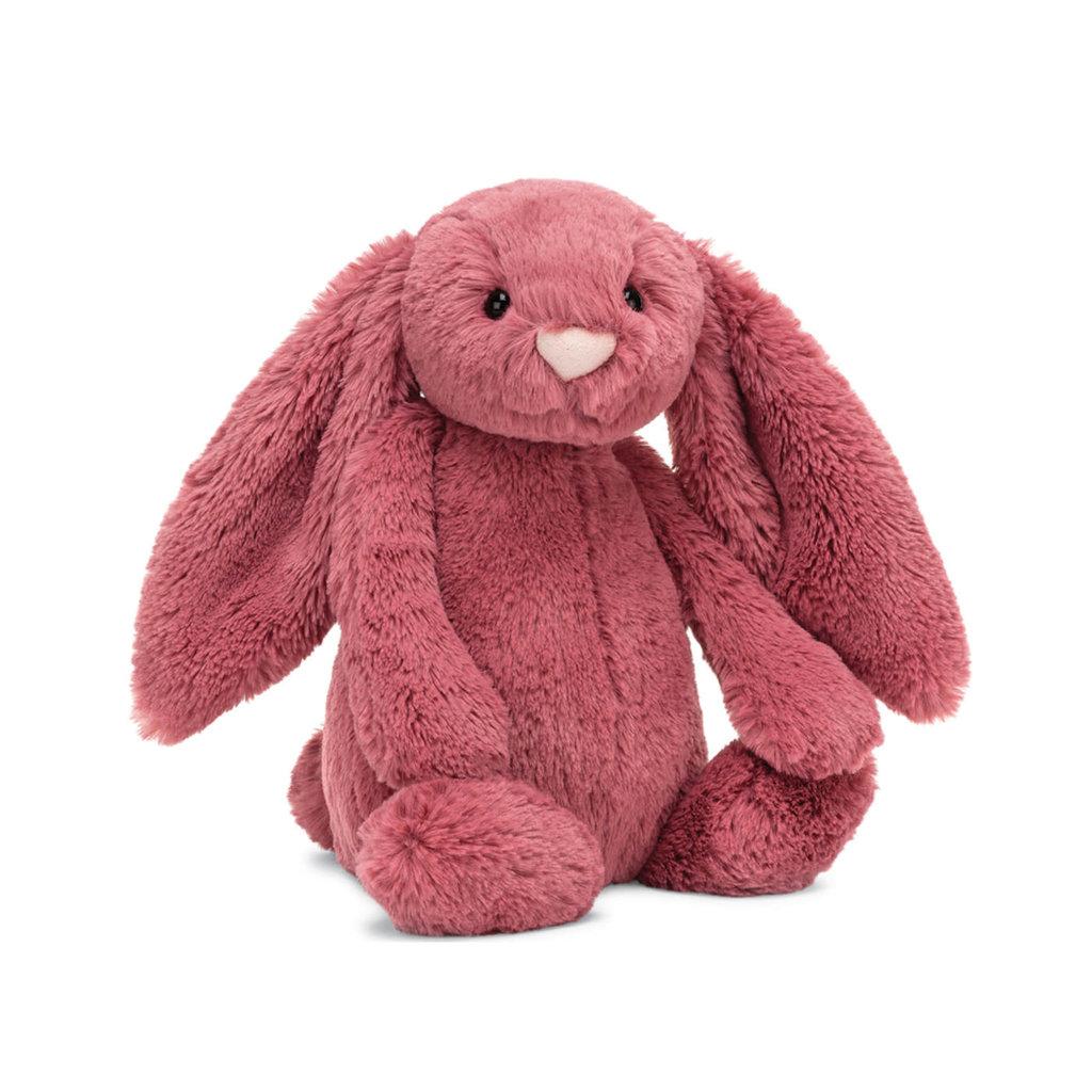 Jellycat Jellycat Bashful Dusty Pink Bunny Medium