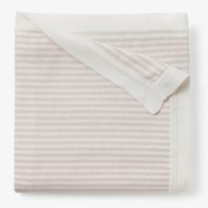 Elegant Baby Elegant Baby Blanket Mini Stripe Pink