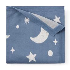Elegant Baby Elegant Baby Celestial Blue Blanket