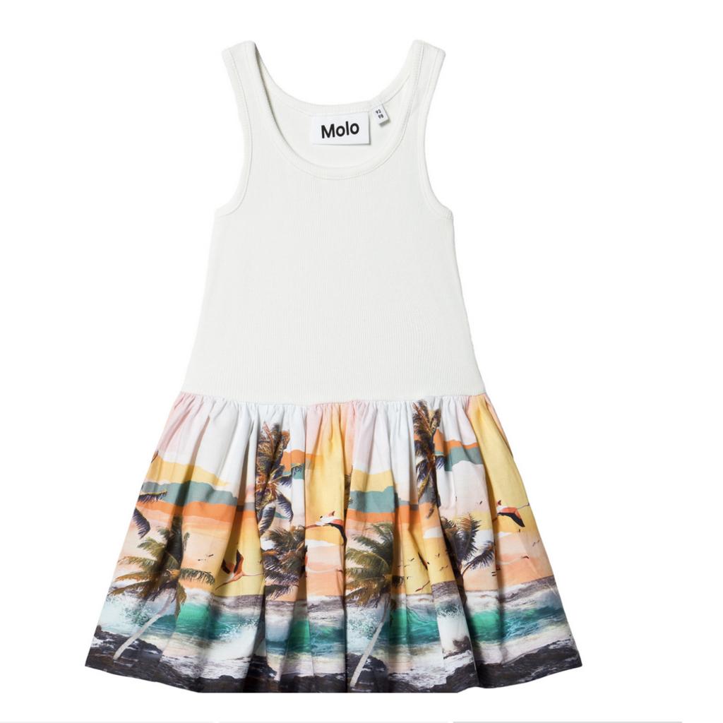 MOLO MOLO Tank Dress Beach Stormy Cassandra