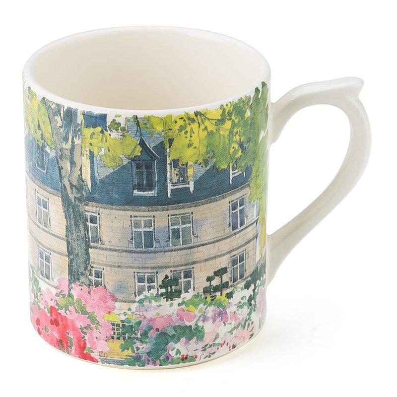 Gien Gien Paris Giverny Mug