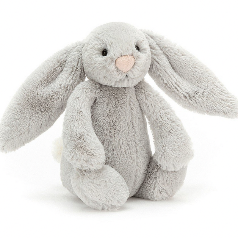 Jellycat Jellycat Small Bashful Bunny - Grey