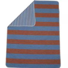 David Fussenegger David Fussenegger Baby Blanket Wide Stripes