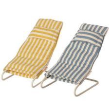 Maileg Maileg Beach Chairs Set
