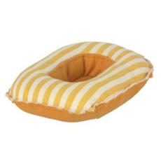Maileg Maileg Rubber Boat Yellow Striped