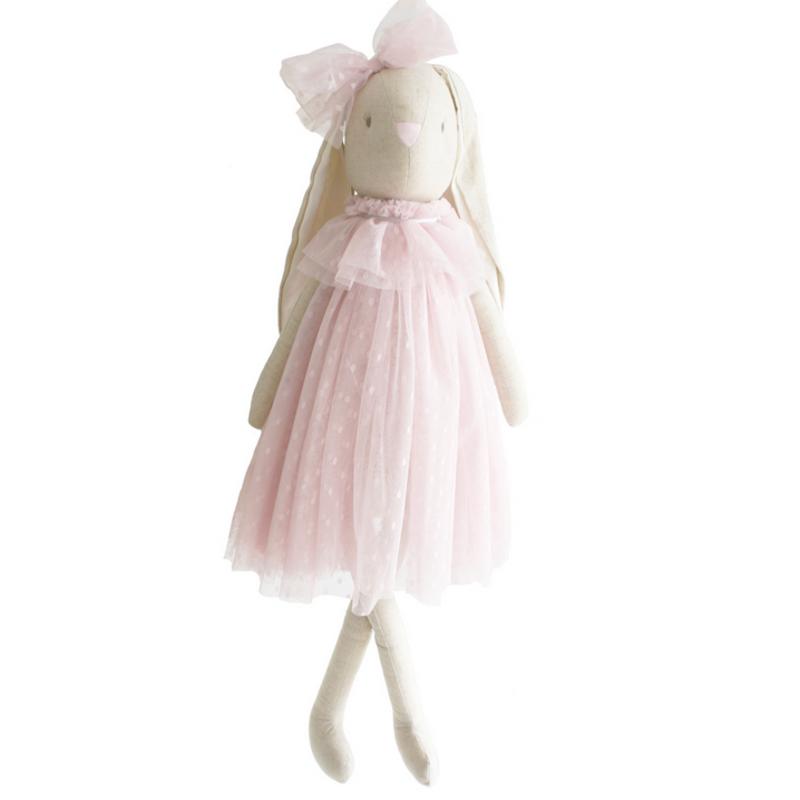 Alimrose Alimrose Bea Pink Bunny XL