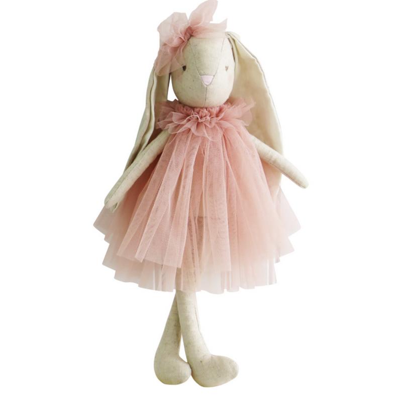 Alimrose Alimrose Briar Pink Baby Bunny