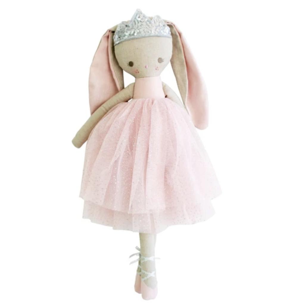 Alimrose Alimrose Billie Pink Princess Bunny