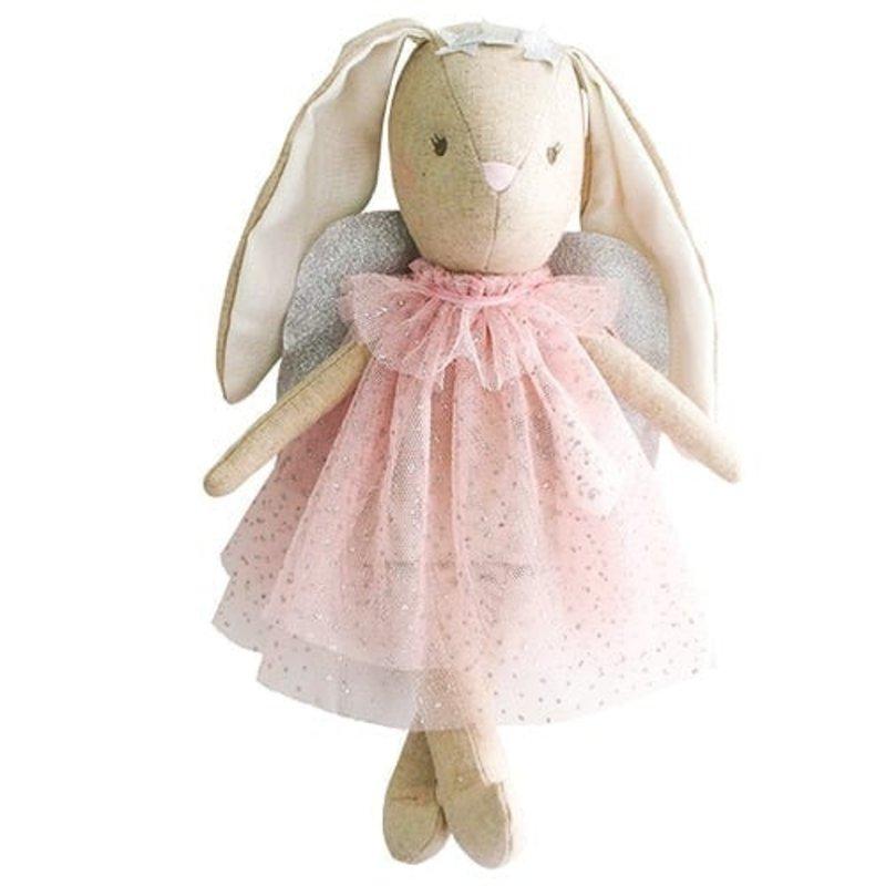 Alimirose Alimrose Mini Angel Bunny Pink