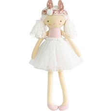 Alimrose Alimrose Sienna Doll Pale Pink