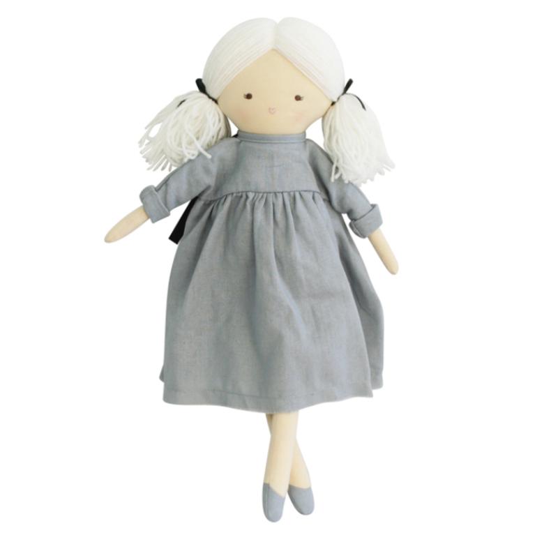Alimrose Alimrose Matilda Doll Grey
