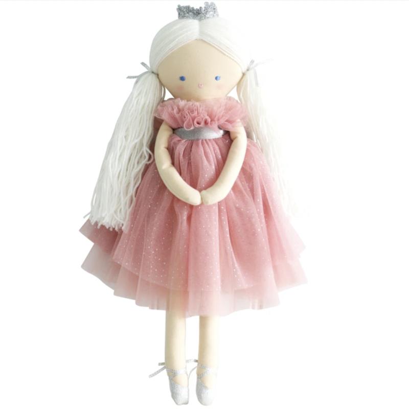Alimrose Alimrose Penelope Princess Sparkle Pink Tulle