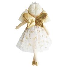 Alimrose Alimrose Sophie Gold Fairy Doll