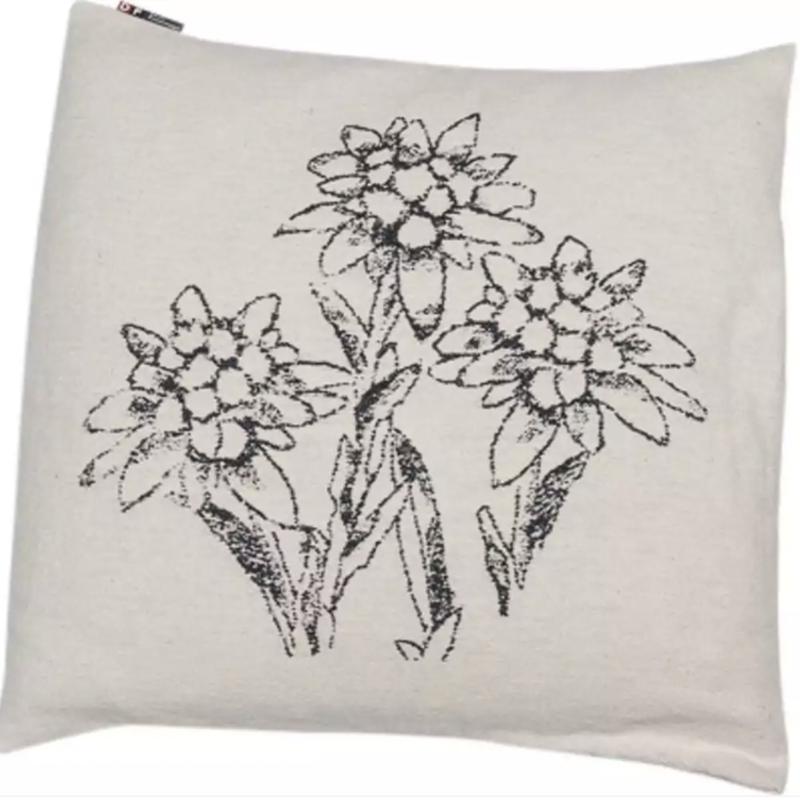 David Fussenegger David Fussenegger 'Edelweiss' Pillow