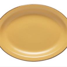 Casafina Casafina Oval Platter Positano Gema