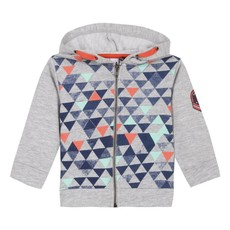 3 Pommes 3Pommes Triangles Hoodie