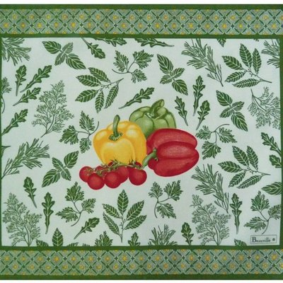 Beauville Beauville Placemat Romarin Coated