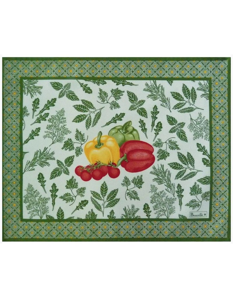 Beauville BV Placemat Romarin Coated