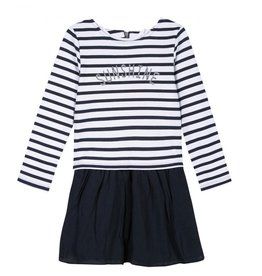 3 Pommes 3P 2p Sweatshirt + Robe Dress 3L30054 3A/4A