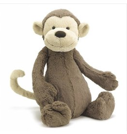 Jellycat JC Bashful Monkey Huge