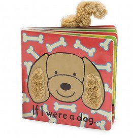 Jellycat JC Book If I were a dog