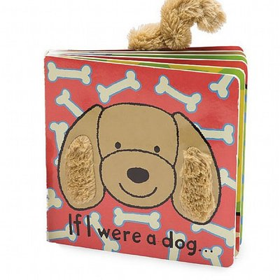 Jellycat Jellycat Book If I were a dog
